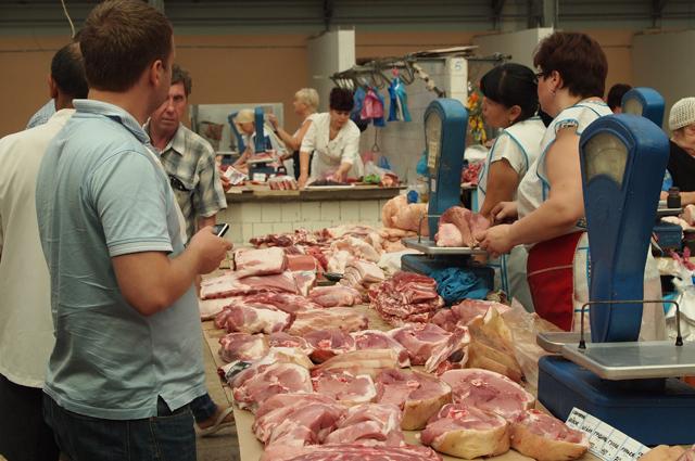 Санслужбы Минска не нашла на рынках ни одного магазина без нарушений. Фото из архивов kp.by