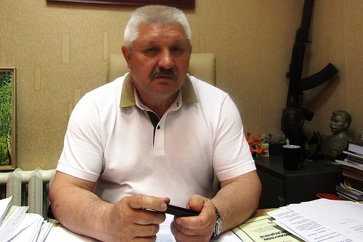 Первый секретарь Кировского обкома КПРФ Сергей Мамаев