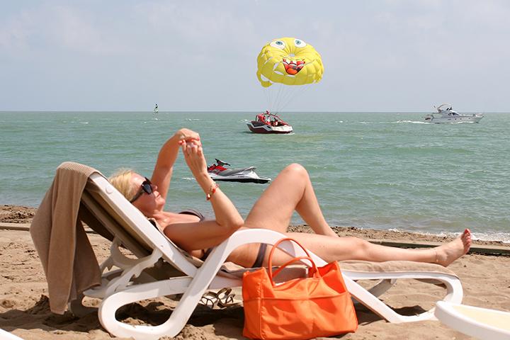 Турецкие курорты станут вновь доступны россиянам