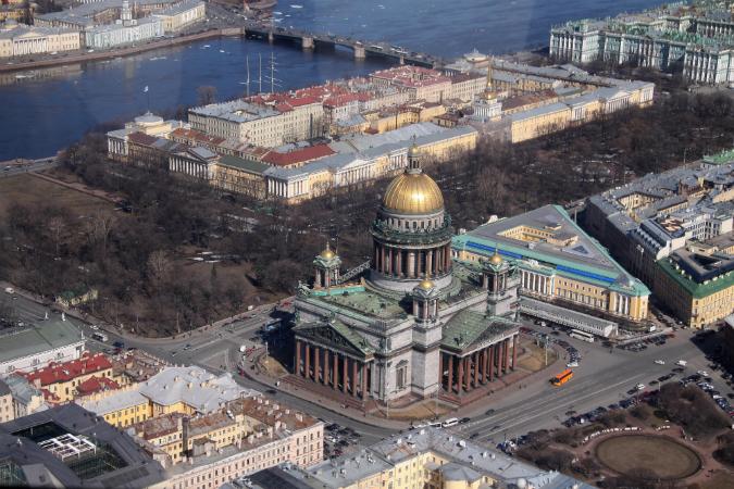 Особенная туристическая милиция появится вПетербурге в 2018