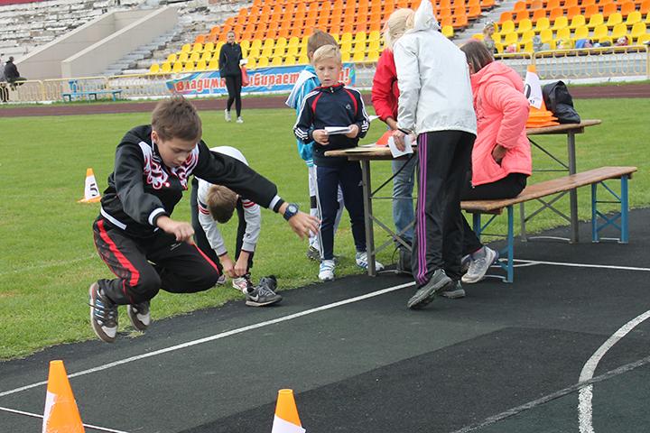 ВоВладимире настадионе «Лыбедь» отметят День физкультурника