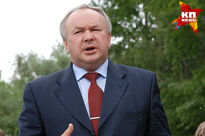 ВОмске завершили расследование поуголовному делу Шишова