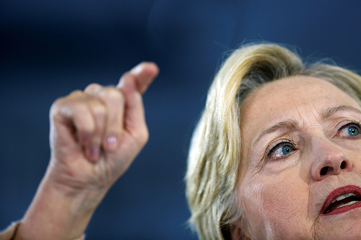 Пауэлл обвинил Клинтон встремлении переложить нанего вину заошибки