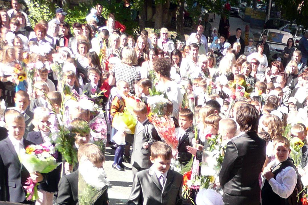 ВТюмени вшколе №92 сформировали 20 первых классов