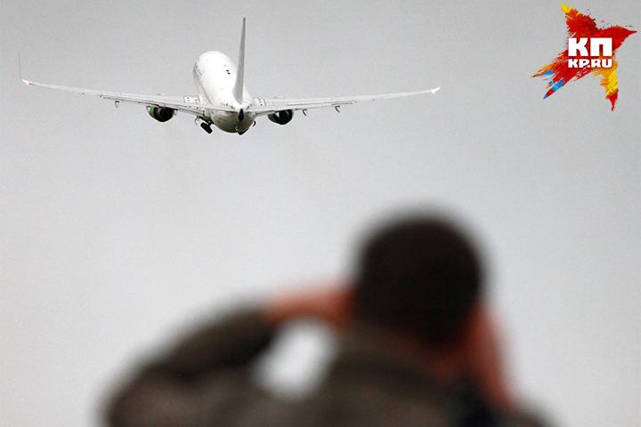 ВАбакане птица угодила втурбину мотора самолета «Аэрофлота»