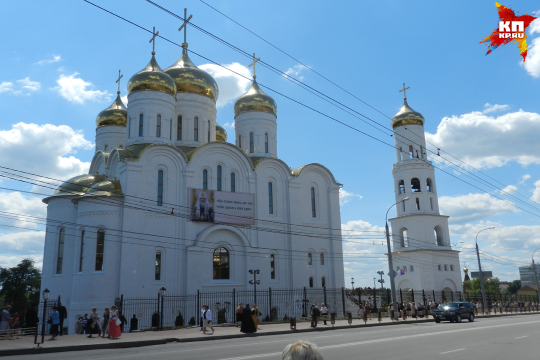 ВБрянск везут мощи святого Силуана Афонского