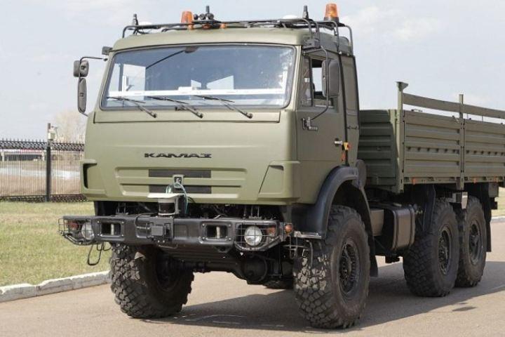 «Камаз» собирает фургон ссистемой автономного торможения