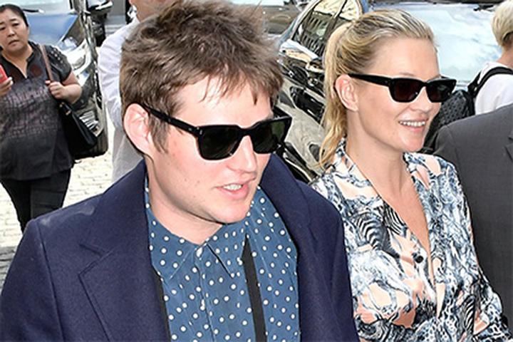 Кейт Мосс ипраправнук Бисмарка женятся вГреции