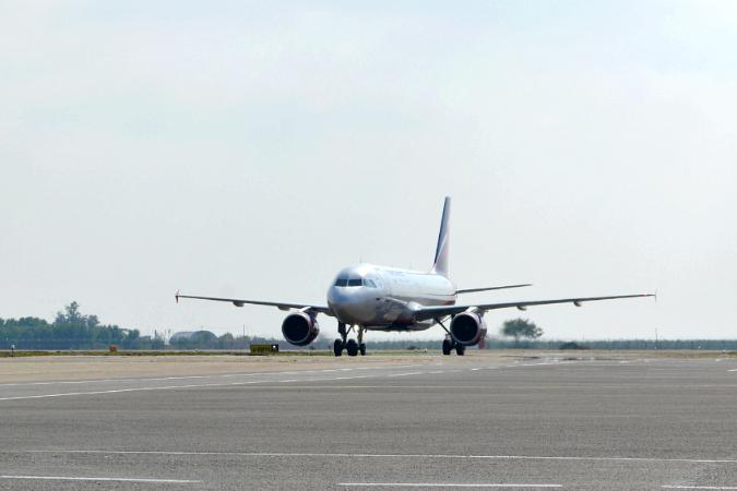 ВАнапе неизвестные пытались ослепить лучом пилотов заходящего напосадку самолета