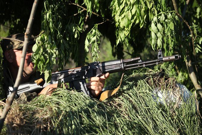 Полицейский ранен неизвестными вСамурском лесу