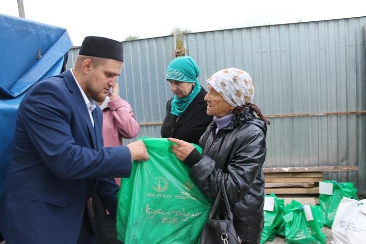Фонд «Закят» раздаст мясо 2 тыс. баранов