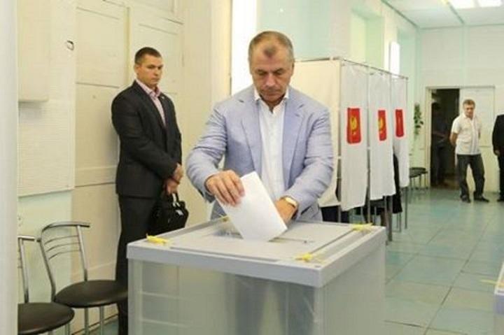Председатель государственного совета Республики Владимир Константинов: Выборы вГосдуму дадут Крыму серьезный импульс кразвитию