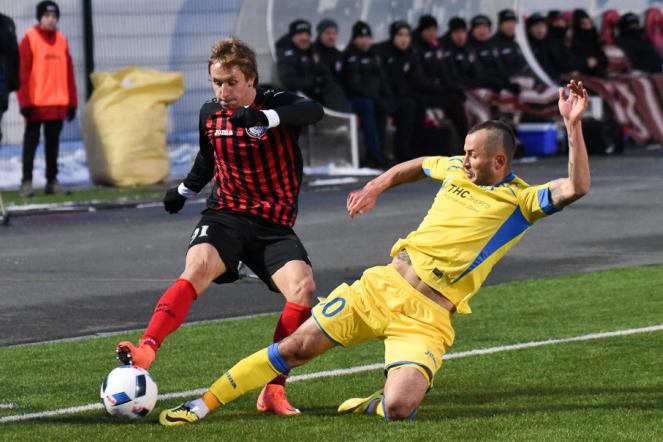 Дисквалификация Кудряшова вЛЧ сокращена до1 матча