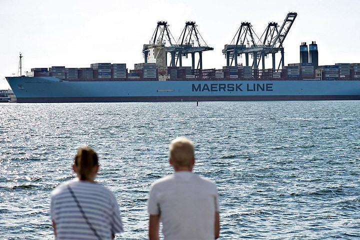 Датская Moeller-Maersk разделится натранспортную иэнергетическую компании