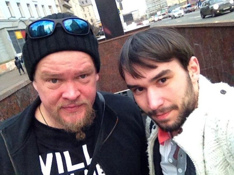 Шамиль Агаев ищет вТюмени актёров