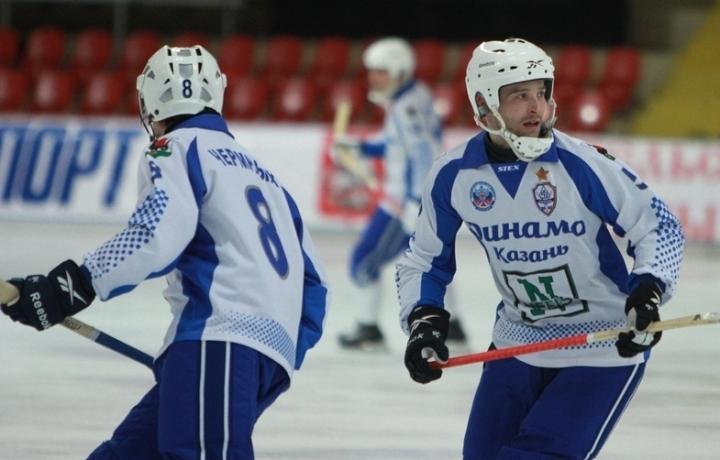 Федерация хоккея смячомРФ пробует сохранить казанское «Динамо»