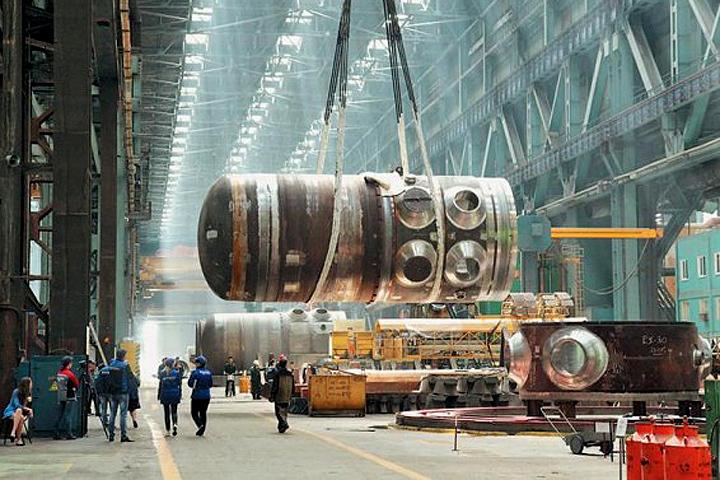Беларусь возвратит РФ корпус реактора АЭС