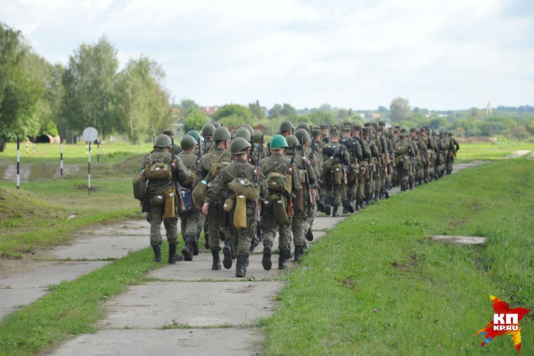 Кировская область отправит наслужбу 1155 призывников