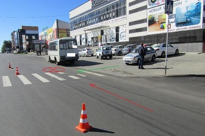 ВСтаврополе пассажирский автобус насмерть сбил пенсионера