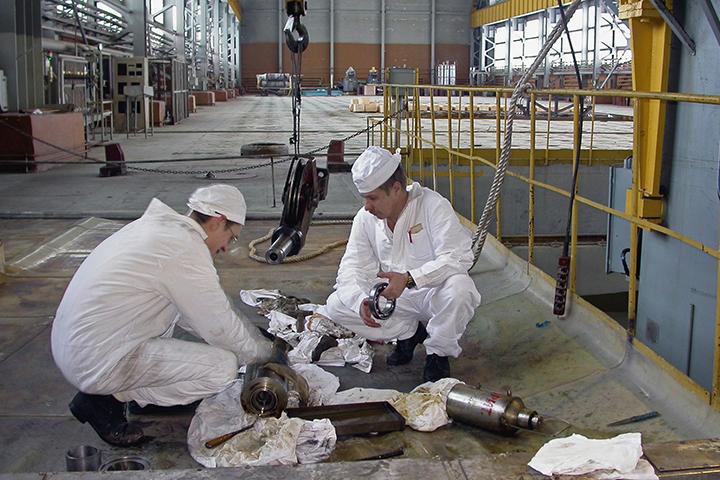 Россия приостановила действие соглашения сСША обутилизации плутония