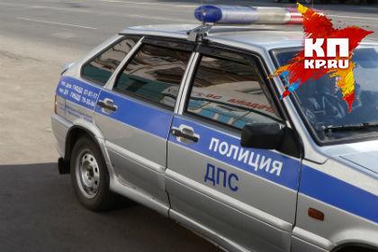 ВЛенинском округе Омска шофёр ВАЗа врезался вмаршрутку