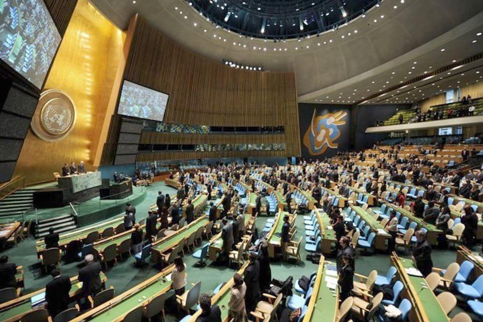 ООН назвала фаворита напост генерального секретаря