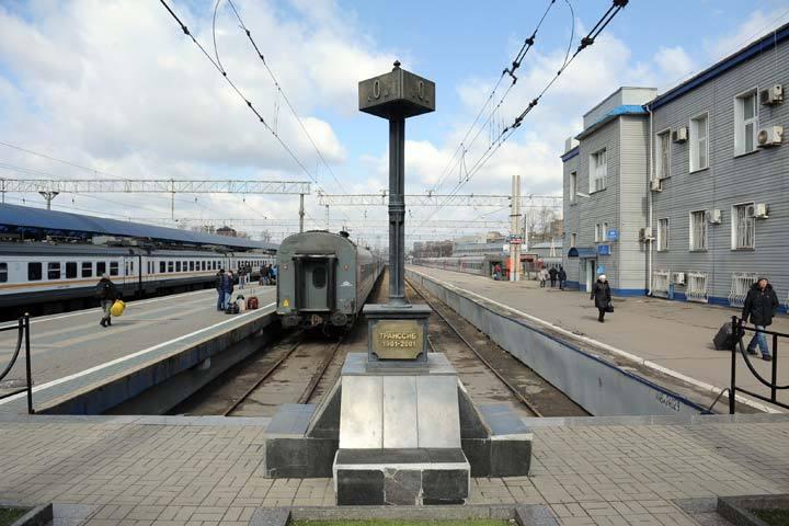 До строительства железной дороги путь из европейской части России к дальневосточным рубежам занимал месяцы