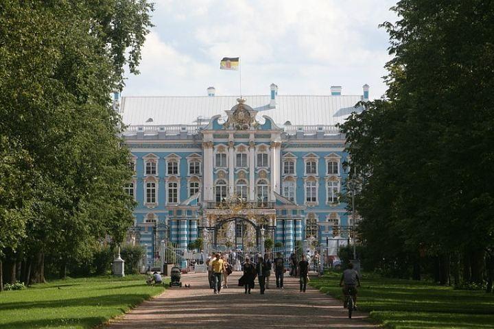 Екатерининский дворец работает на пределе своих возможностей