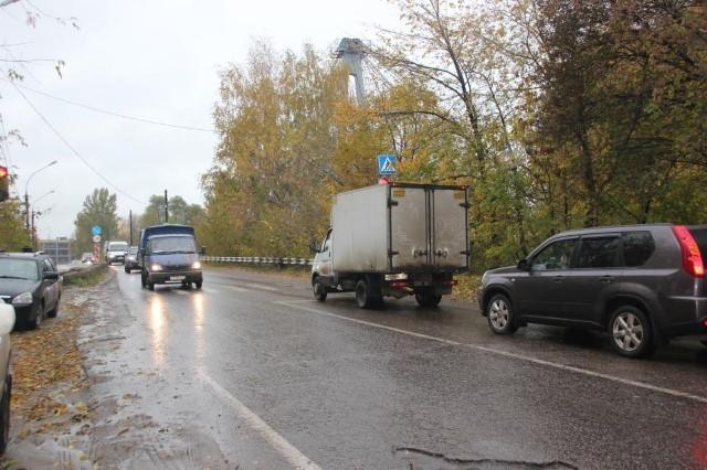 Мост через Которосль будет пешеходным