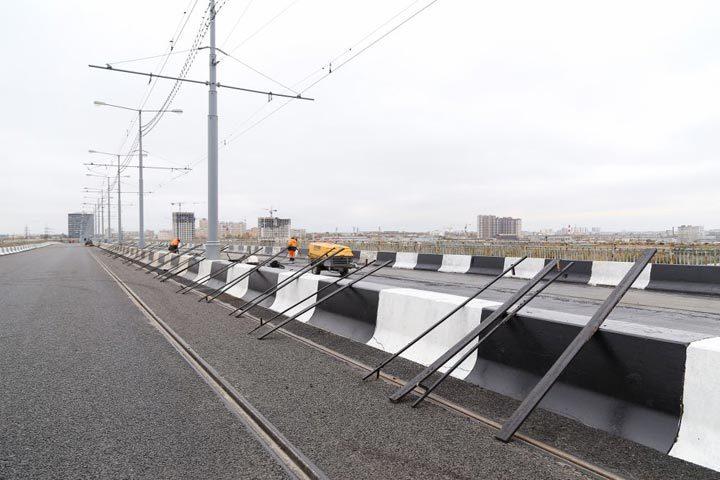 НаМолитовском мосту завершен ремонт дренажной системы игидроизоляции