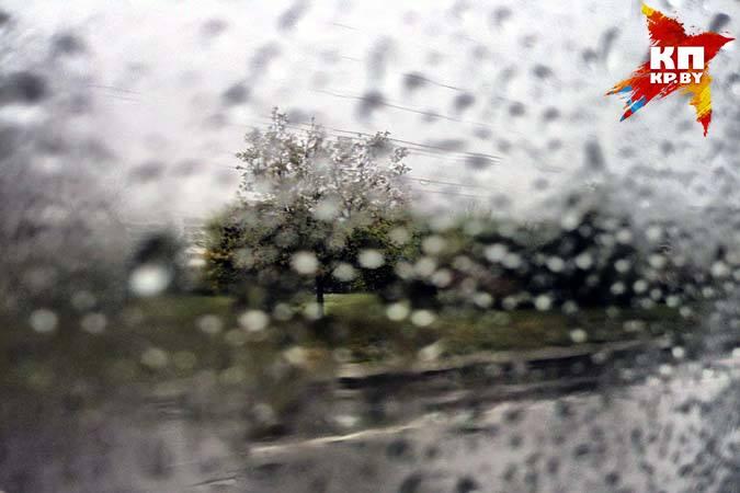 В воскресенье по всей стране пройдут дожди.