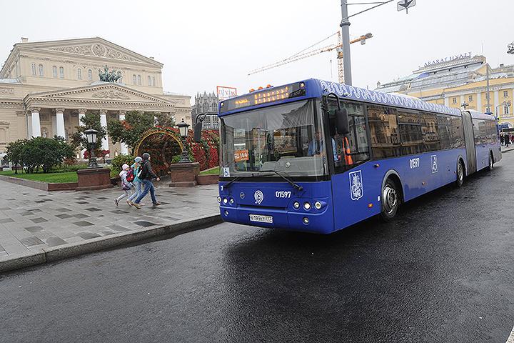 В столице начала работу новая маршрутная сеть «Магистраль»