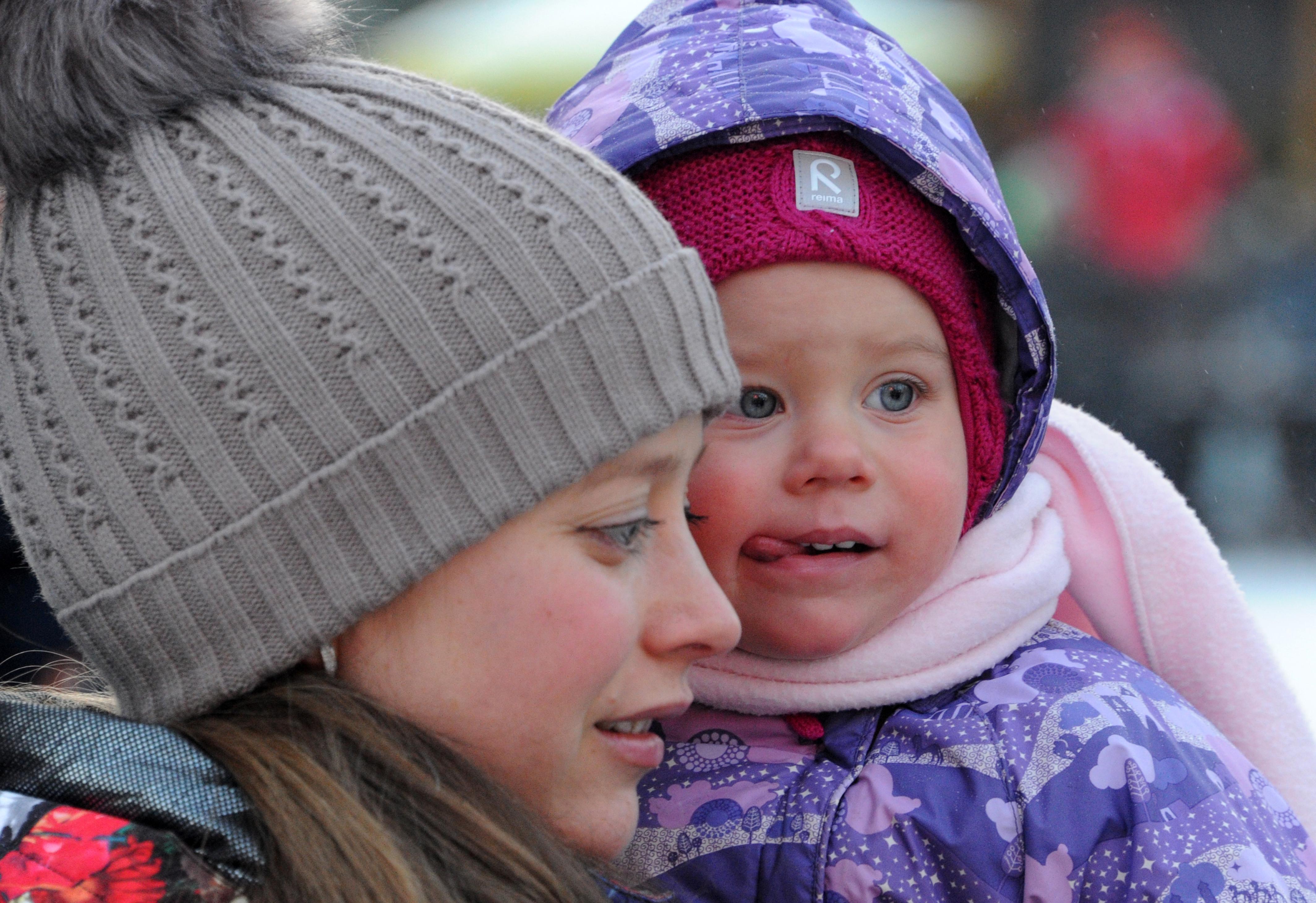 Холод продержится в Москве как минимум неделю.