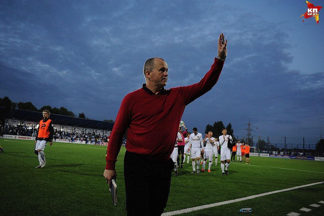 Дулуб попрощался с «Крумкачамi» и уехал во Львов.
