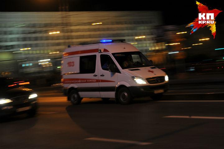 ВОмске иностранная машина столкнулась смаршрутным автобусом «ПАЗ»