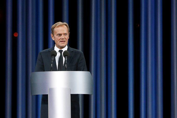 Председатель Европейского советаДональд Туск