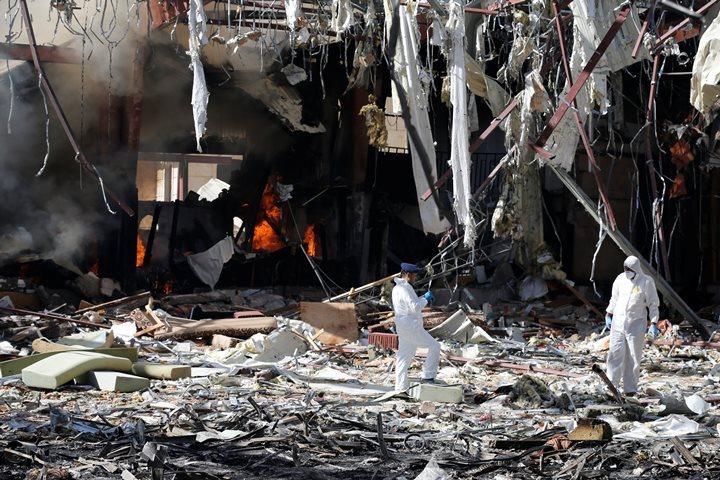 Саудовская Аравия неофициально признала вину коалиции заудар поЙемену