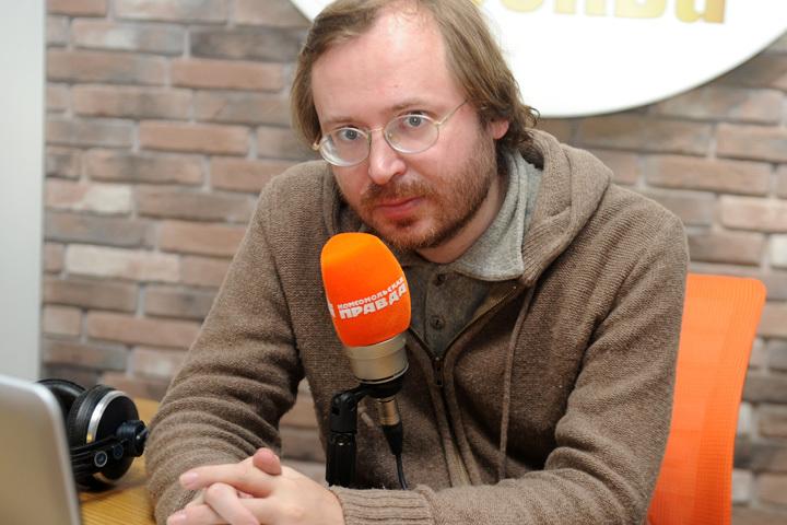 Обсуждаем главные новости дня с Дмитрием Ольшанским в эфире программы «Из глубины» на Радио «Комсомольская правда»