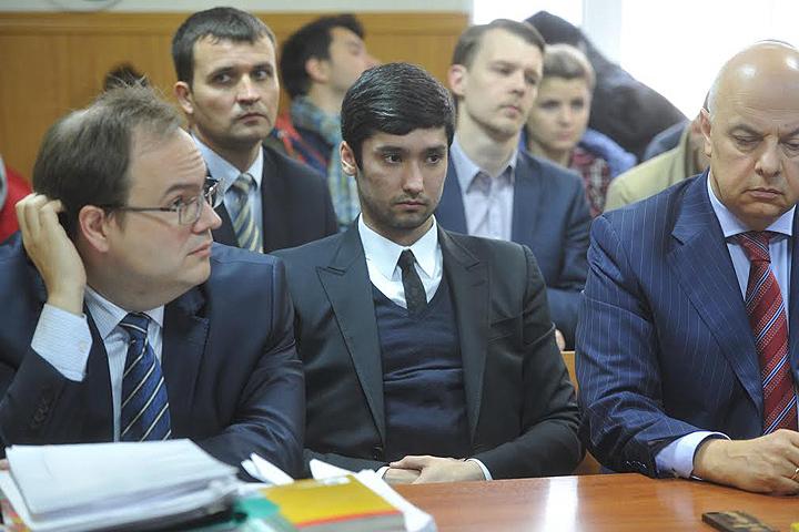 """Сына вице-президента нефтяной компании """"Лукойл"""" Руслана Шамсуарова просят посадить в колонию на 2 года и 1 месяц"""