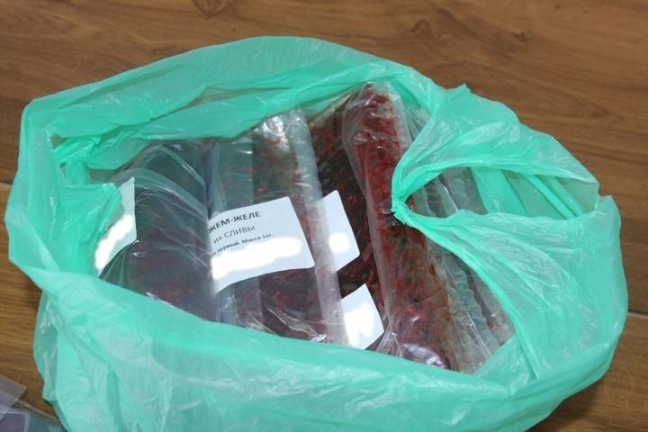 Из Беларуси в Бельгию под видом сливового желе хотели отправить 20 кило табака Фото: Минская региональная таможня