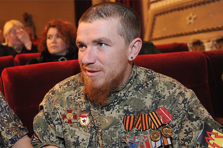 """Арсений Павлов (""""Моторола"""") погиб в результате взрыва в лифте его дома."""