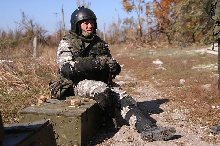"""Арсен Павлов (""""Моторола"""") убит в Донецке."""