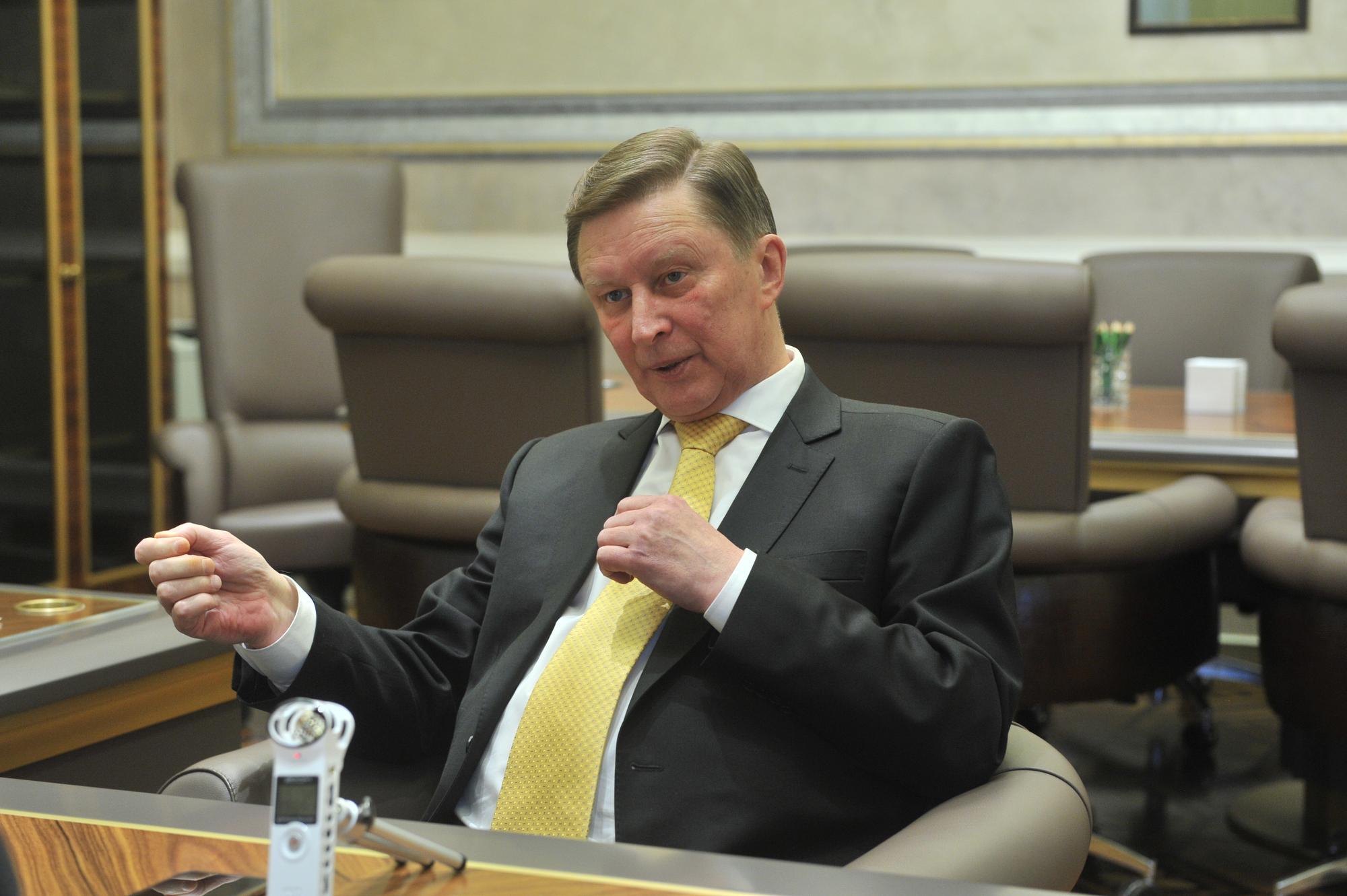 В РФ продолжится курс наочищение власти откоррупции— Иванов