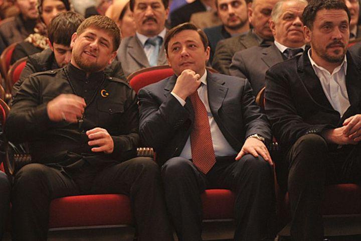 Кадыров поведал, что соревнуется сХлопониным впохудении