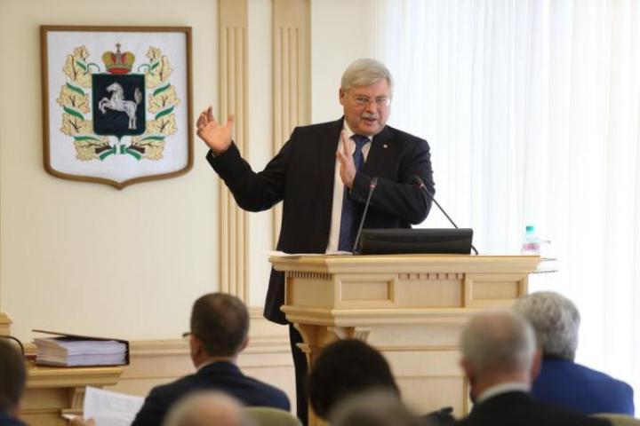 Приставы задолги арестовали строение принадлежащиеФК «Томь»