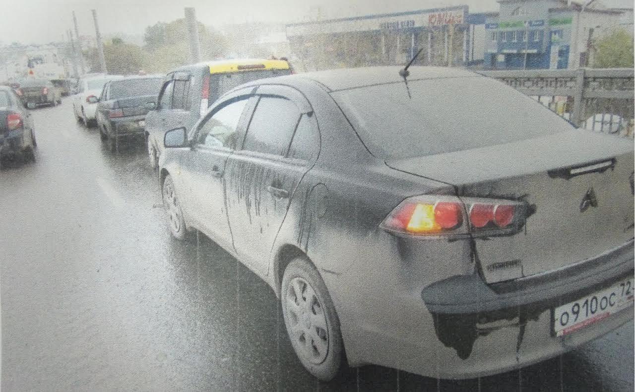 ВТюмени столкнулись 8 машин Сегодня в15:53