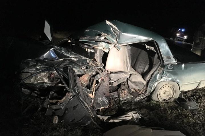 ВРостовской области вДТП умер один человек ипострадали трое