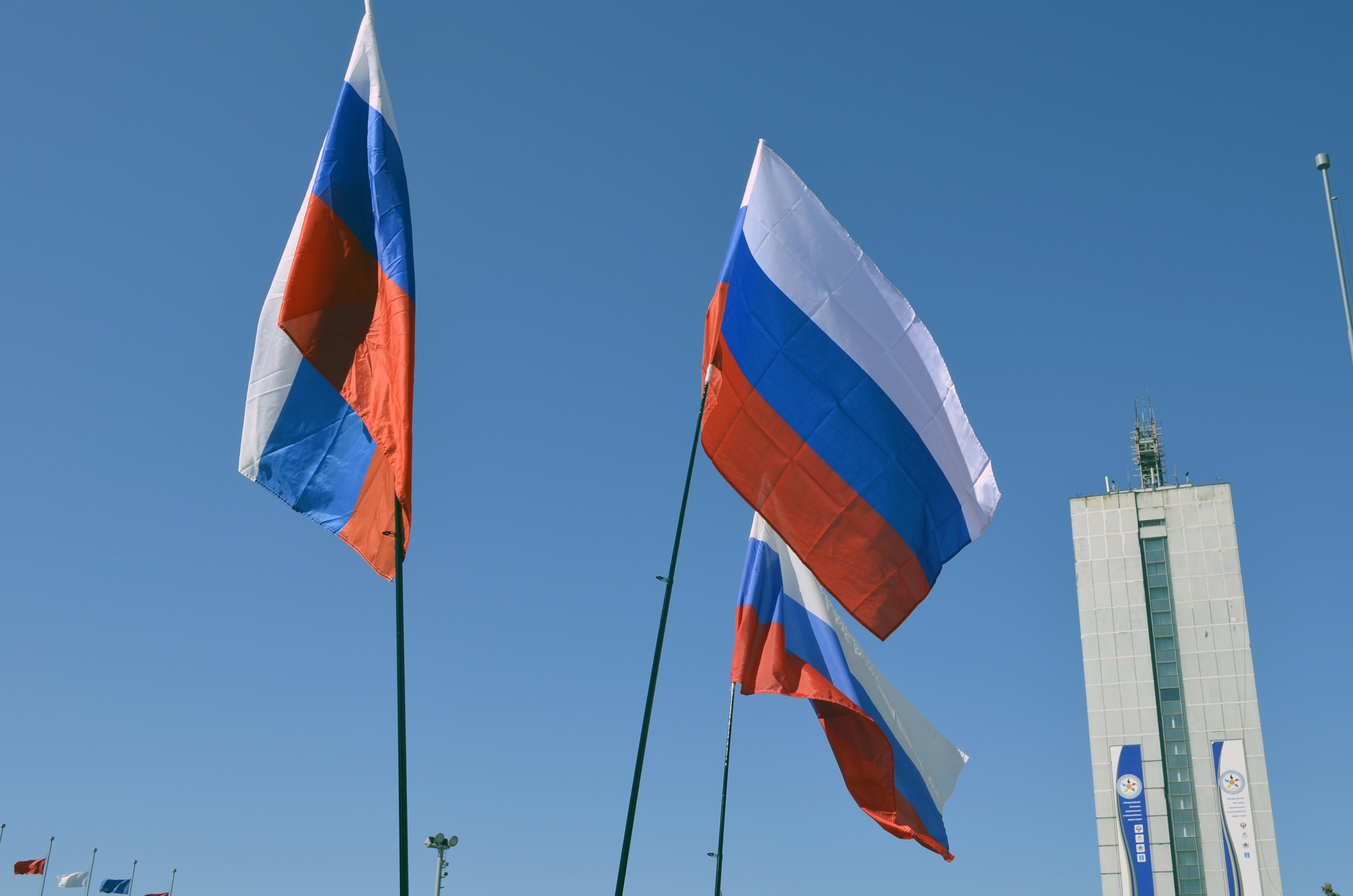 Ульяновцы вДень народного единства пронесут 20-метровый флаг