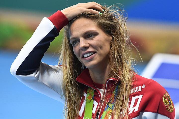 Известная пловчиха Юлия Ефимова пропустит чемпионат мира вКанаде