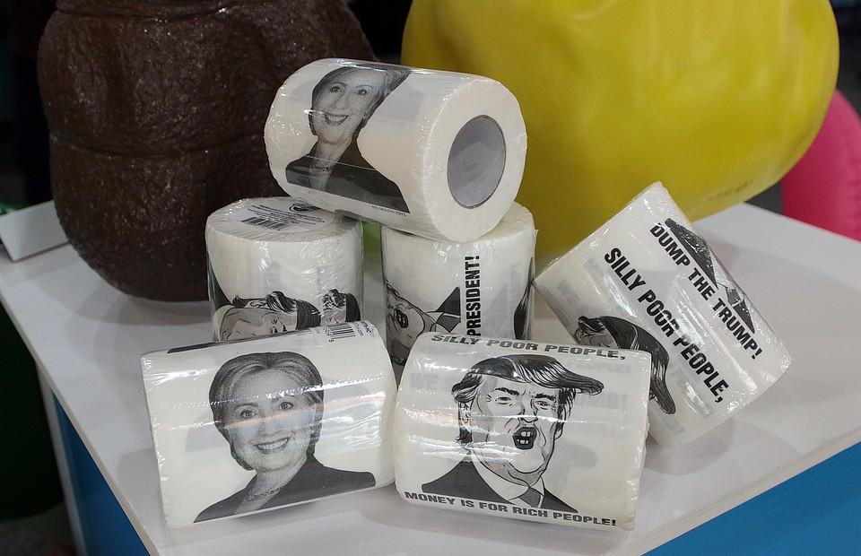 Как получают туалетную бумагу